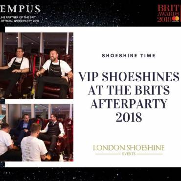 Events Service at Brits 2018 Afterparty